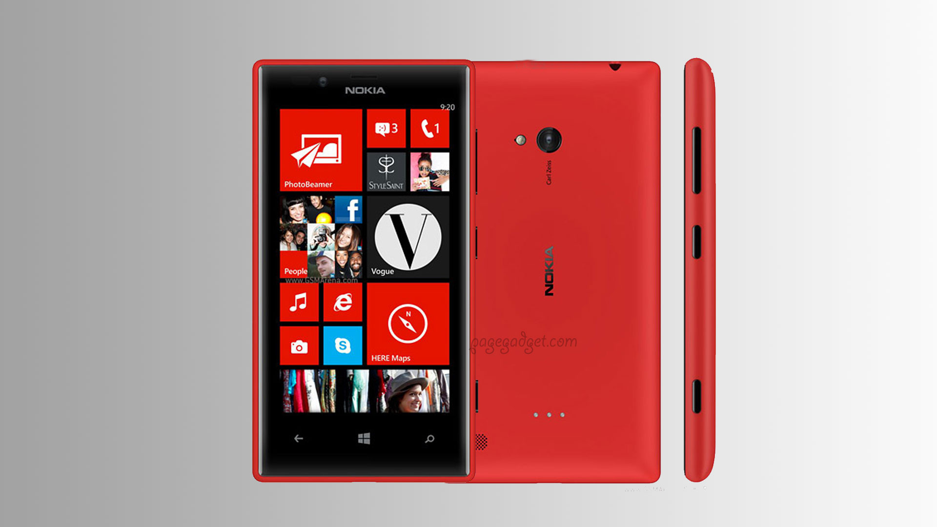 Nokia Lumia 720 release date March 2013   Pagegadget HD Wallpaper