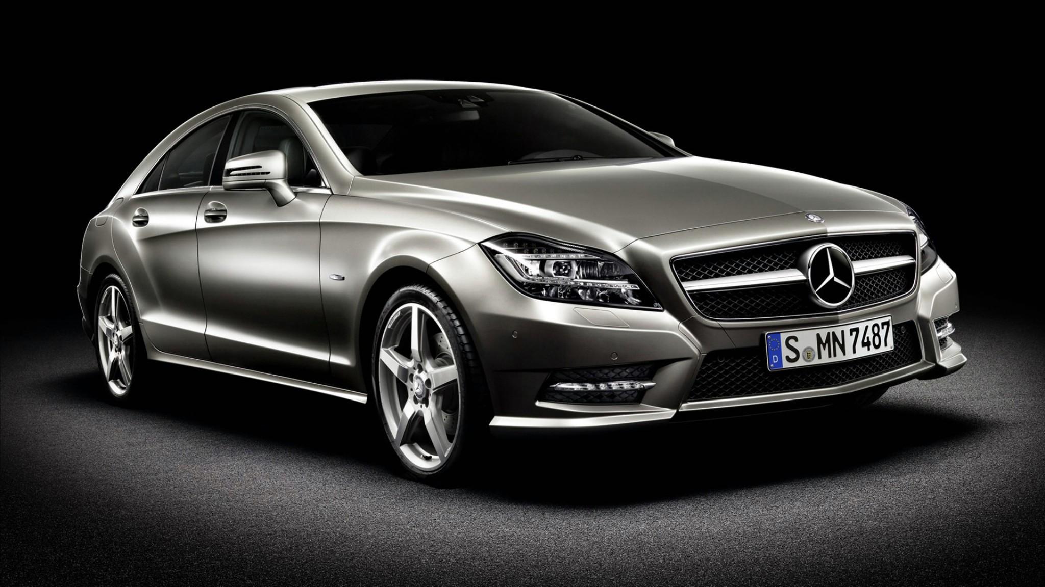 2012  Mercedes Benzs  Cls   Hintergrundbilder HD Wallpaper