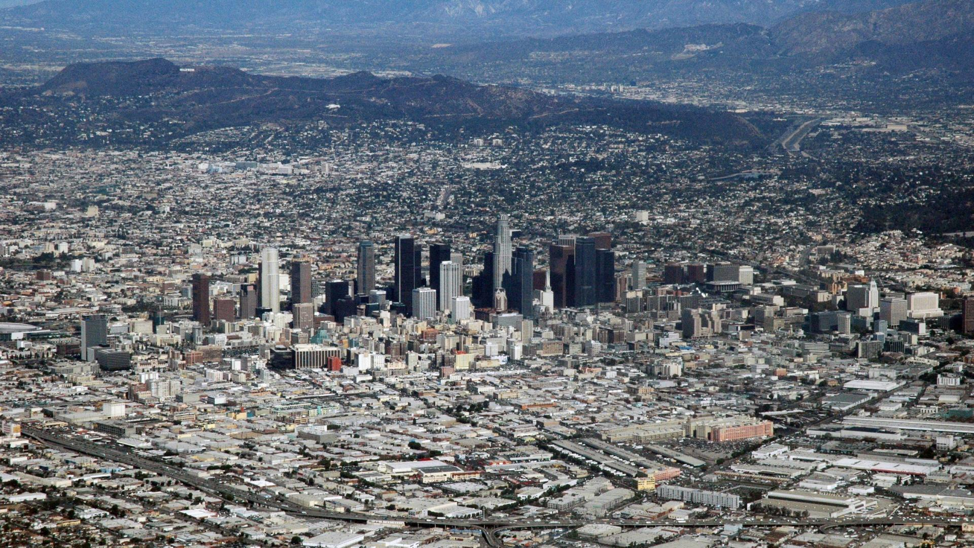 Los Angeles  CA   United States  USA Pictures HD Wallpaper