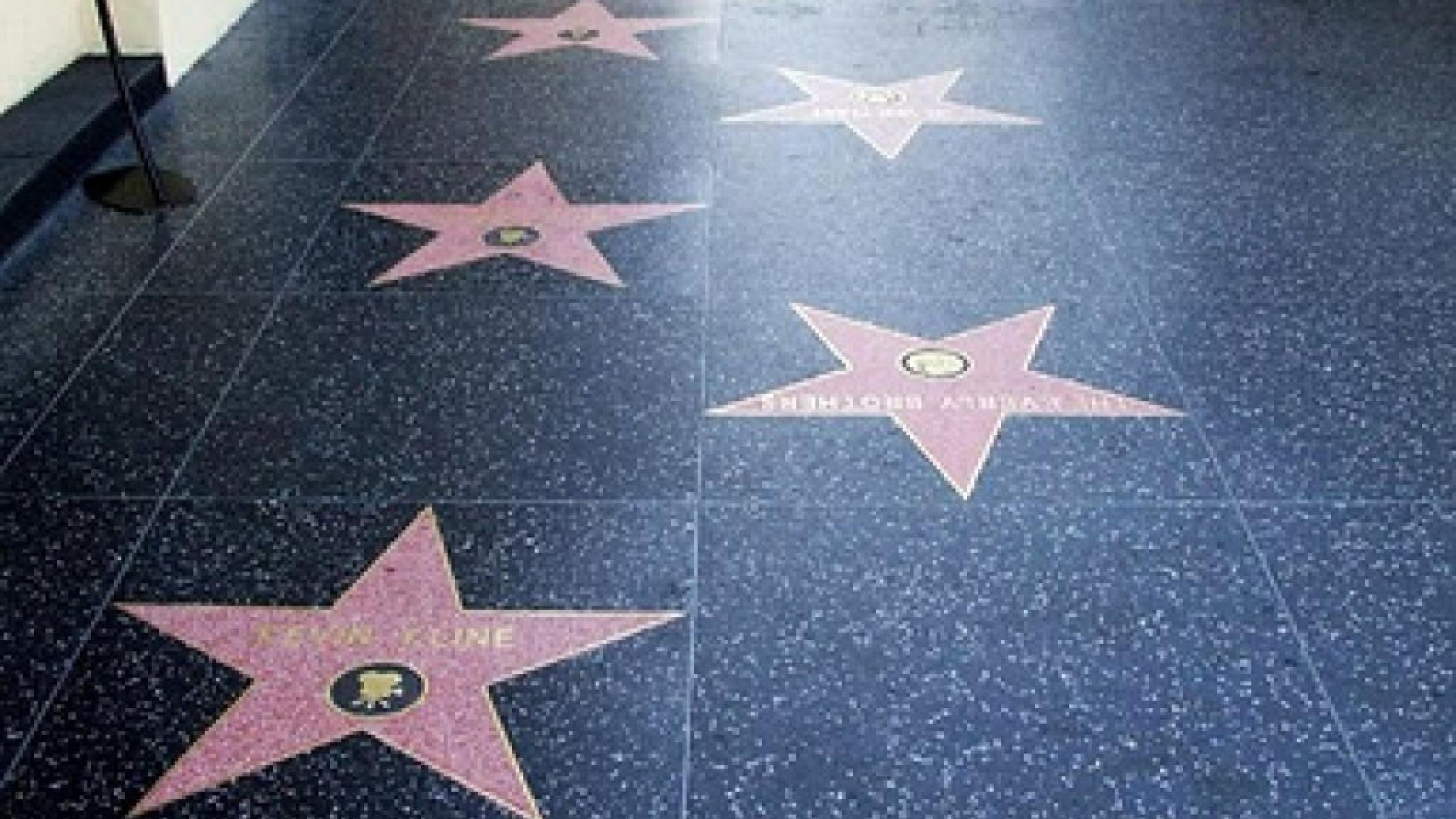 Hollywood Walk of Fame Los Angeles  california United States HD Wallpaper