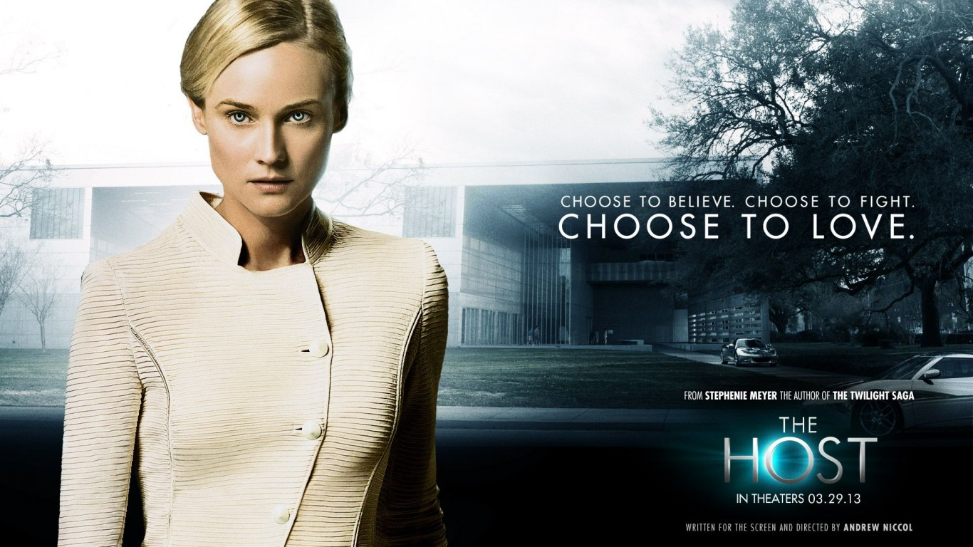 Diane Kruger in The Host    as HD Wallpaper