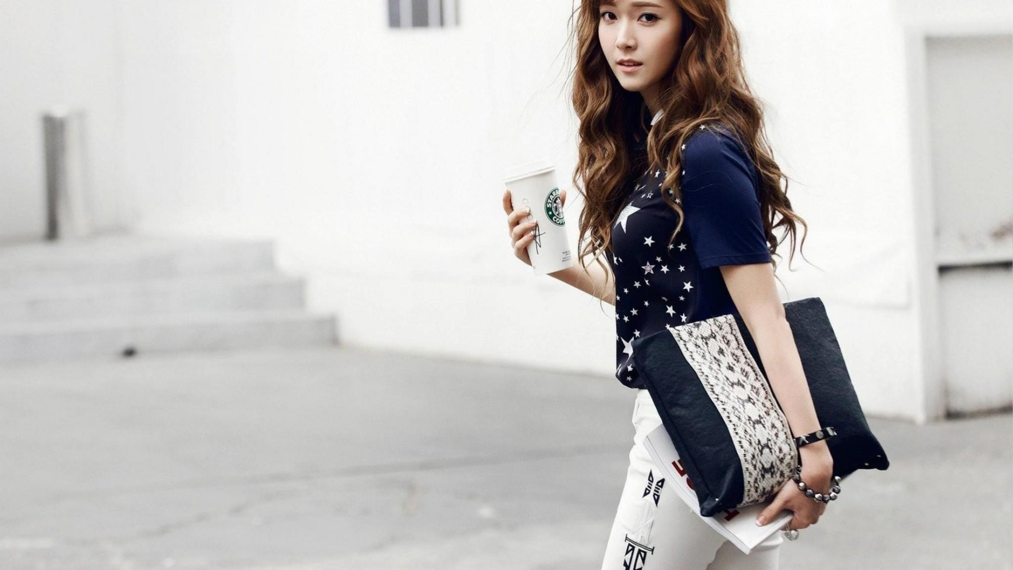 Snsd  girls generation  k pop  south korea  music  girl  jessica HD Wallpaper