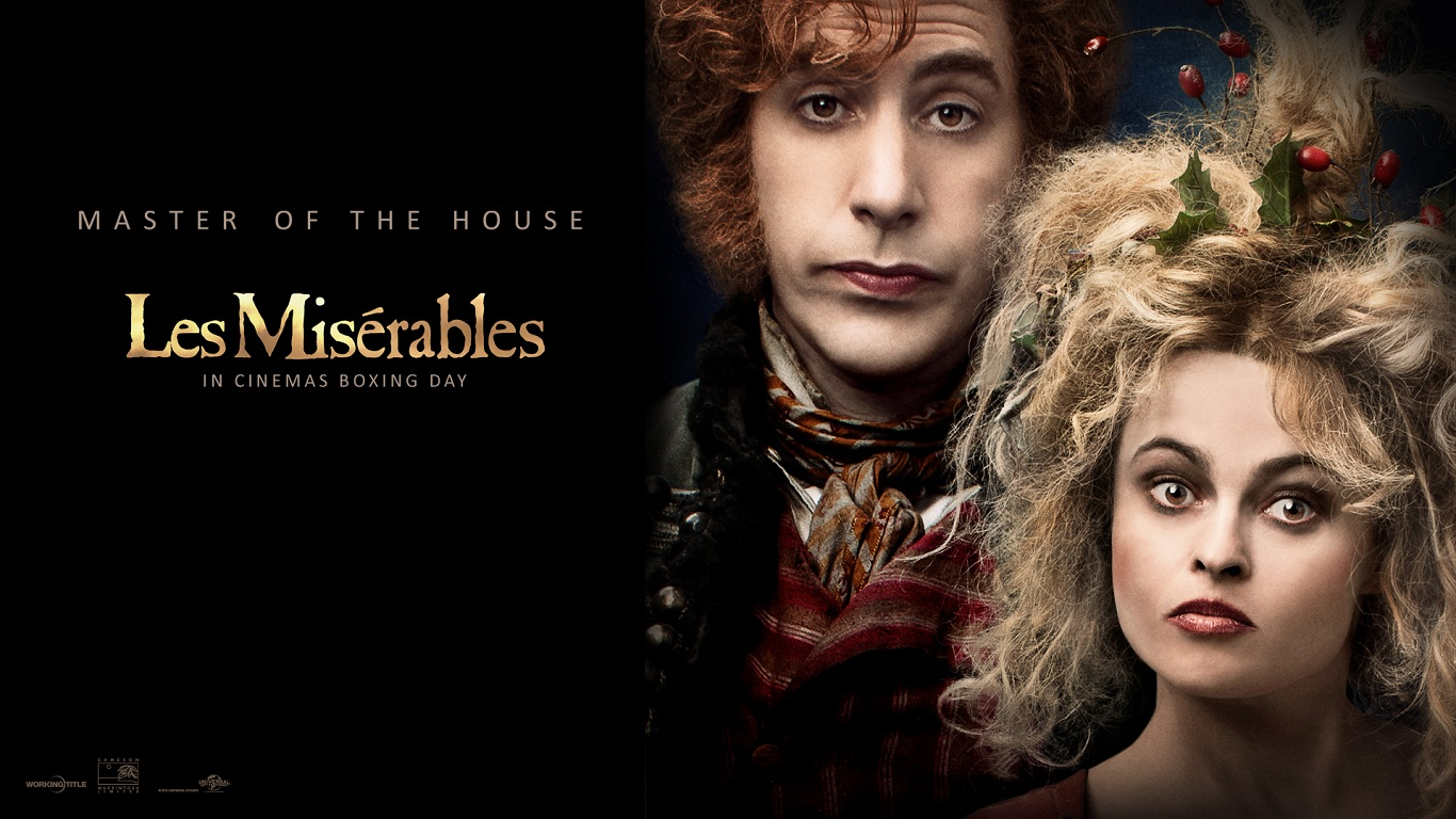 Pel cula Les Miserables  Background 1366 x 768   Id HD Wallpaper