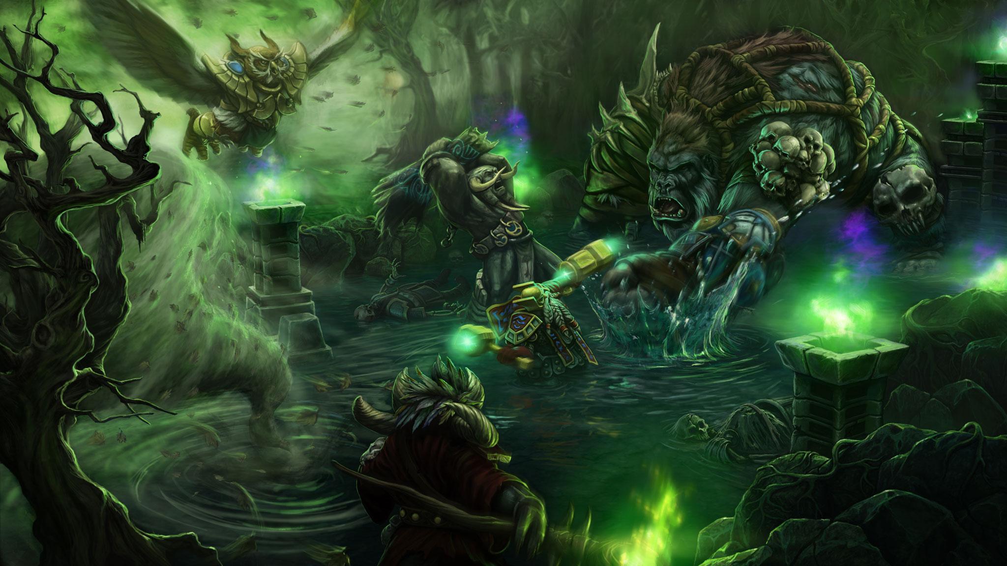 LoL   Valoran  Eldorado du MOBA     League of Legends HD Wallpaper