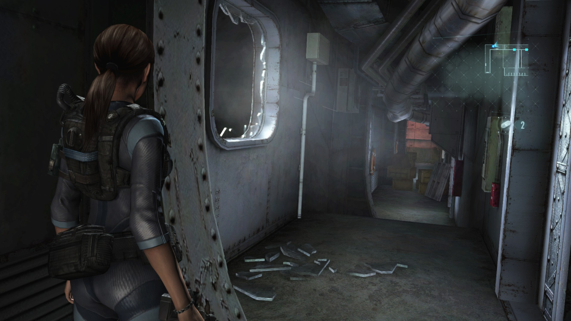 My Funny Valentine  Resident Evil  Revelations Review   Video Game HD Wallpaper