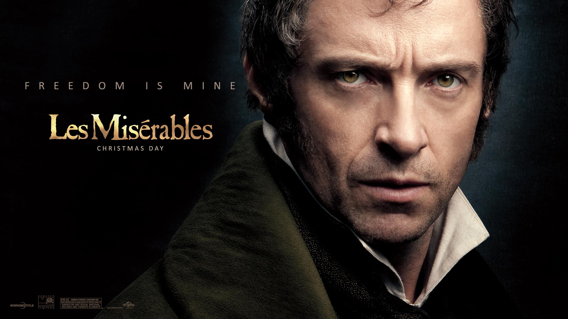 Hugh Jackman In Les Miserables HD   1319  HD Wallpaper