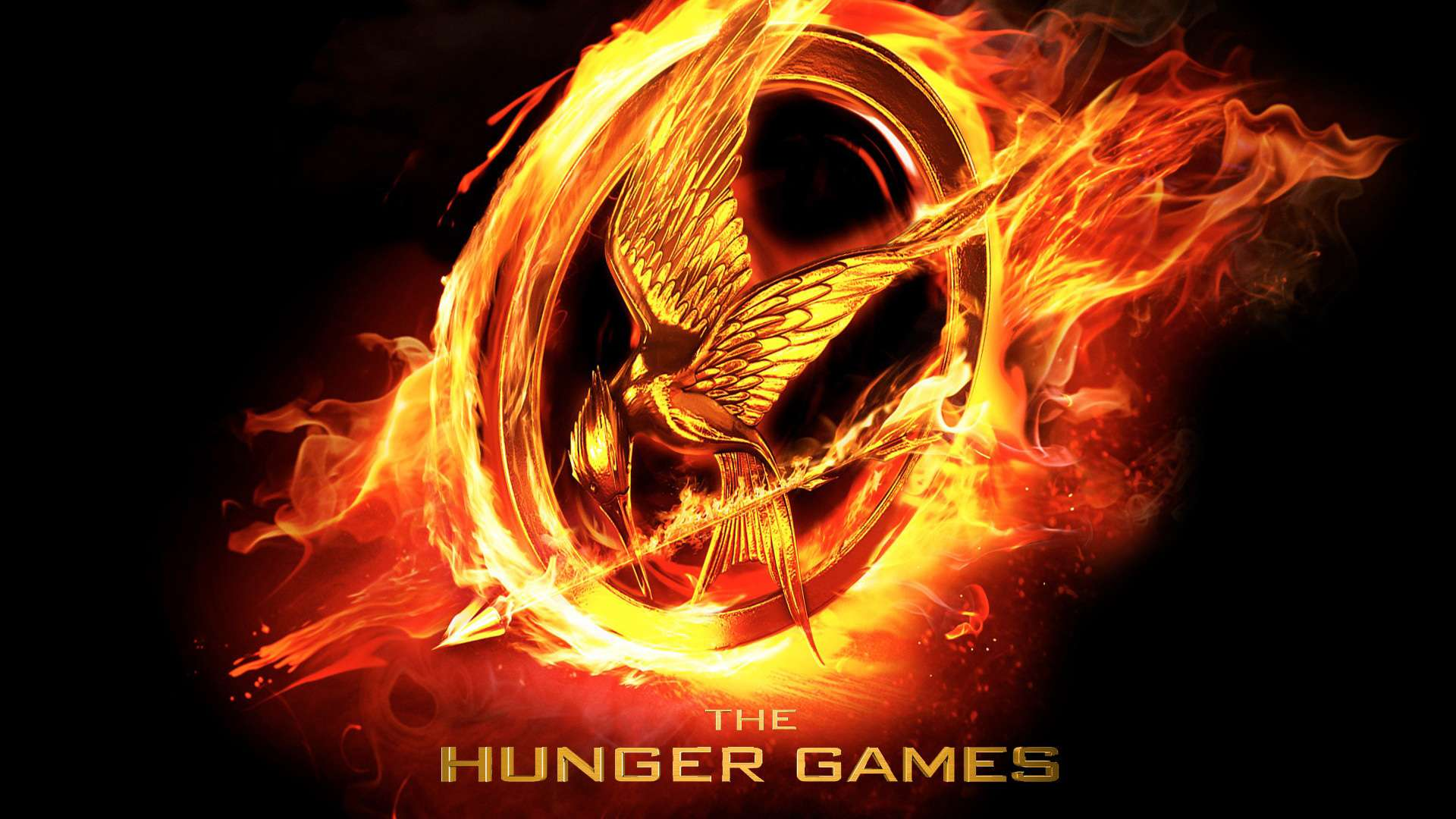 Sneak peek of The Hunger Games  Catching Fire during MTV Movie HD Wallpaper