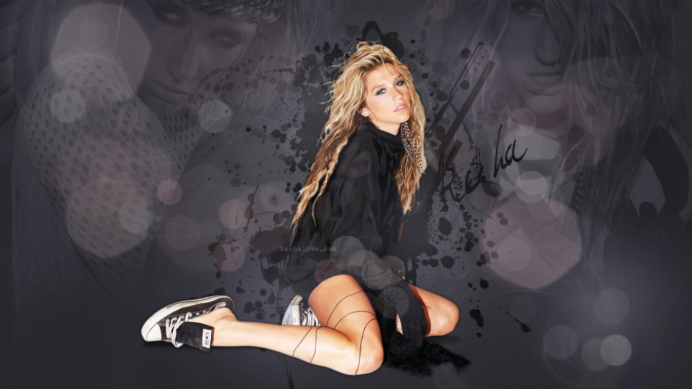Kesha Hd    on line HD Wallpaper