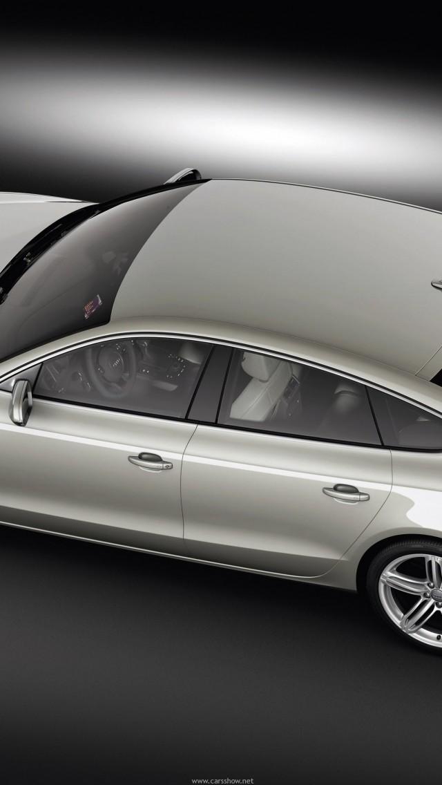 2012 Audi A5 Sportback   top   Car  free download HD Wallpaper