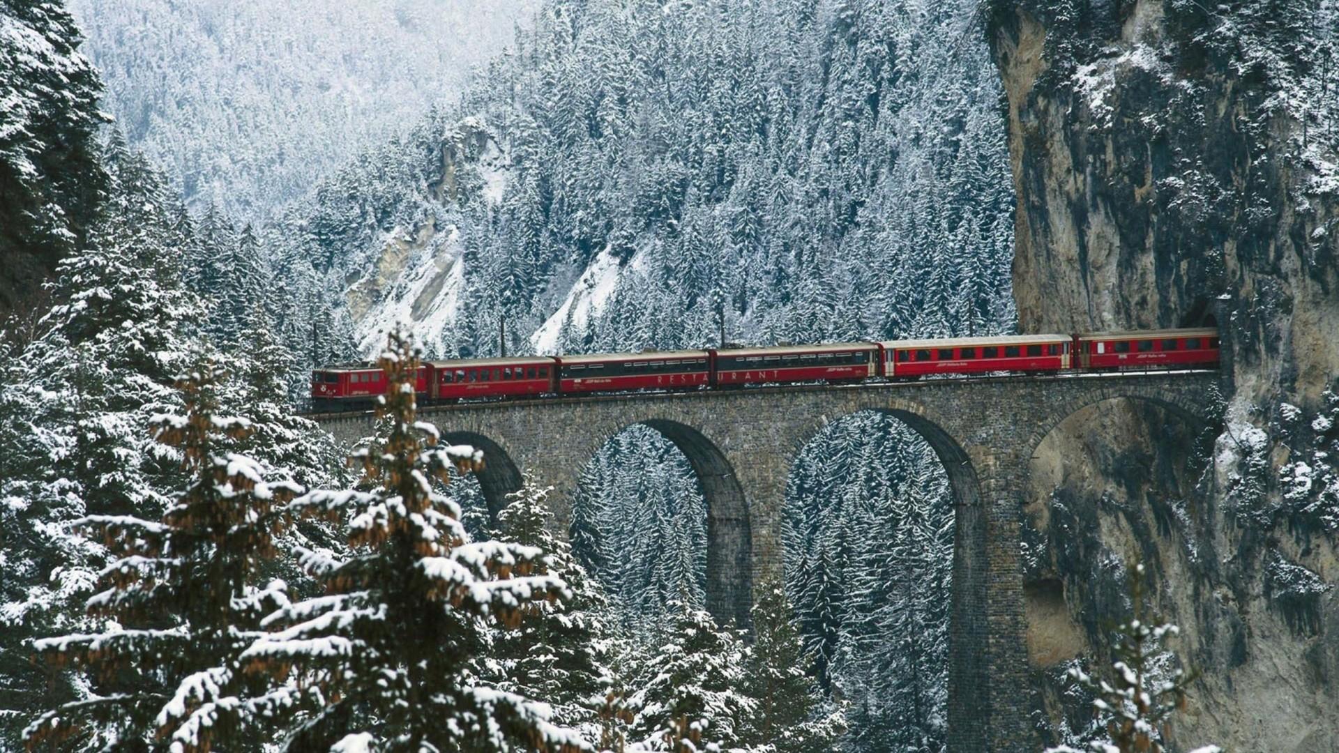 Engadin Valley  Swiss Alps  Switzerland   us  HD Wallpaper