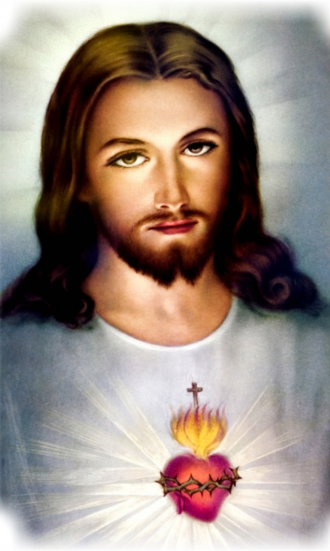 free 480X800 Jesus Christ 480x800  screensaver preview id HD Wallpaper