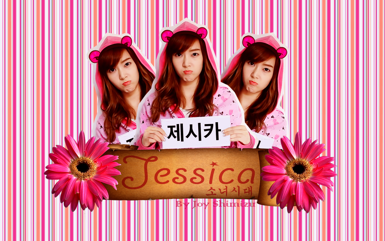 SNSD Jessica Running Man  HD Wallpaper