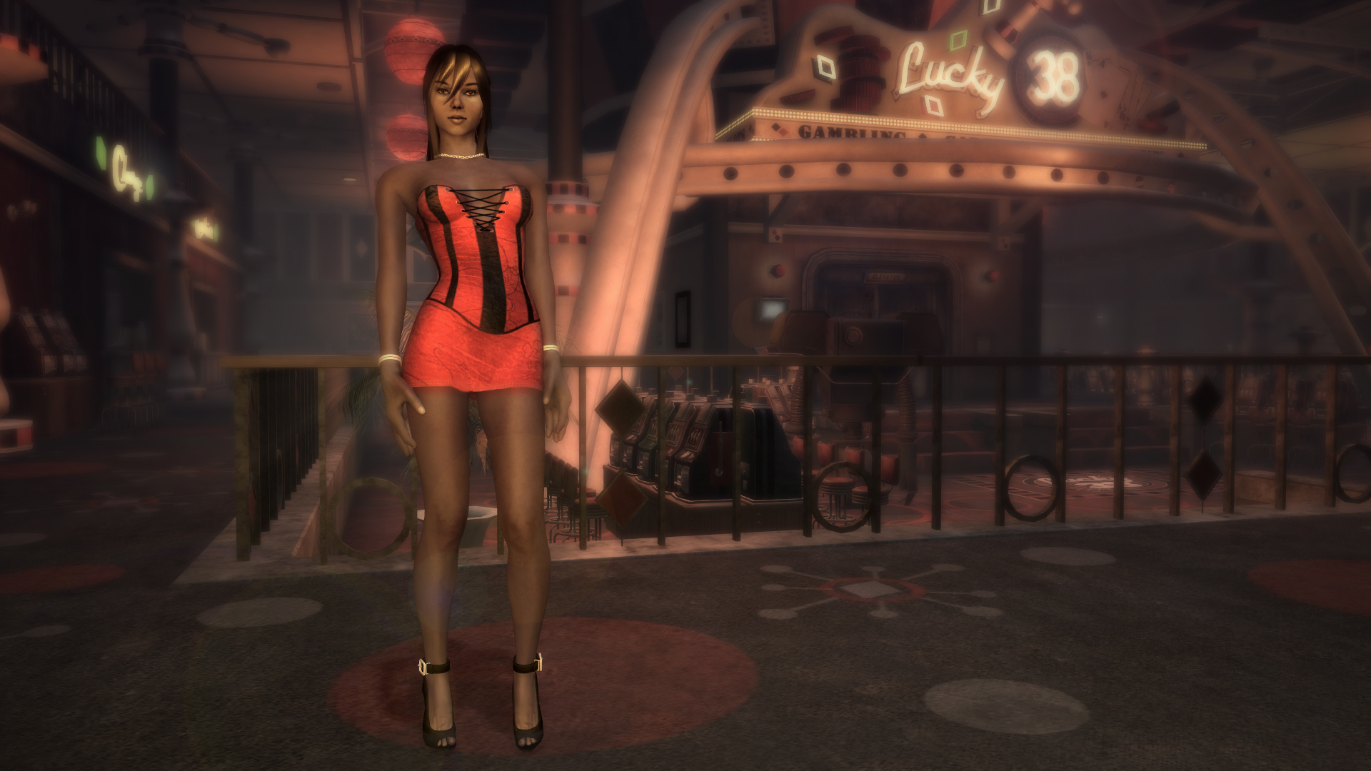 The Corset   New Vegas Uploaded Images   The Nexus Forums HD Wallpaper