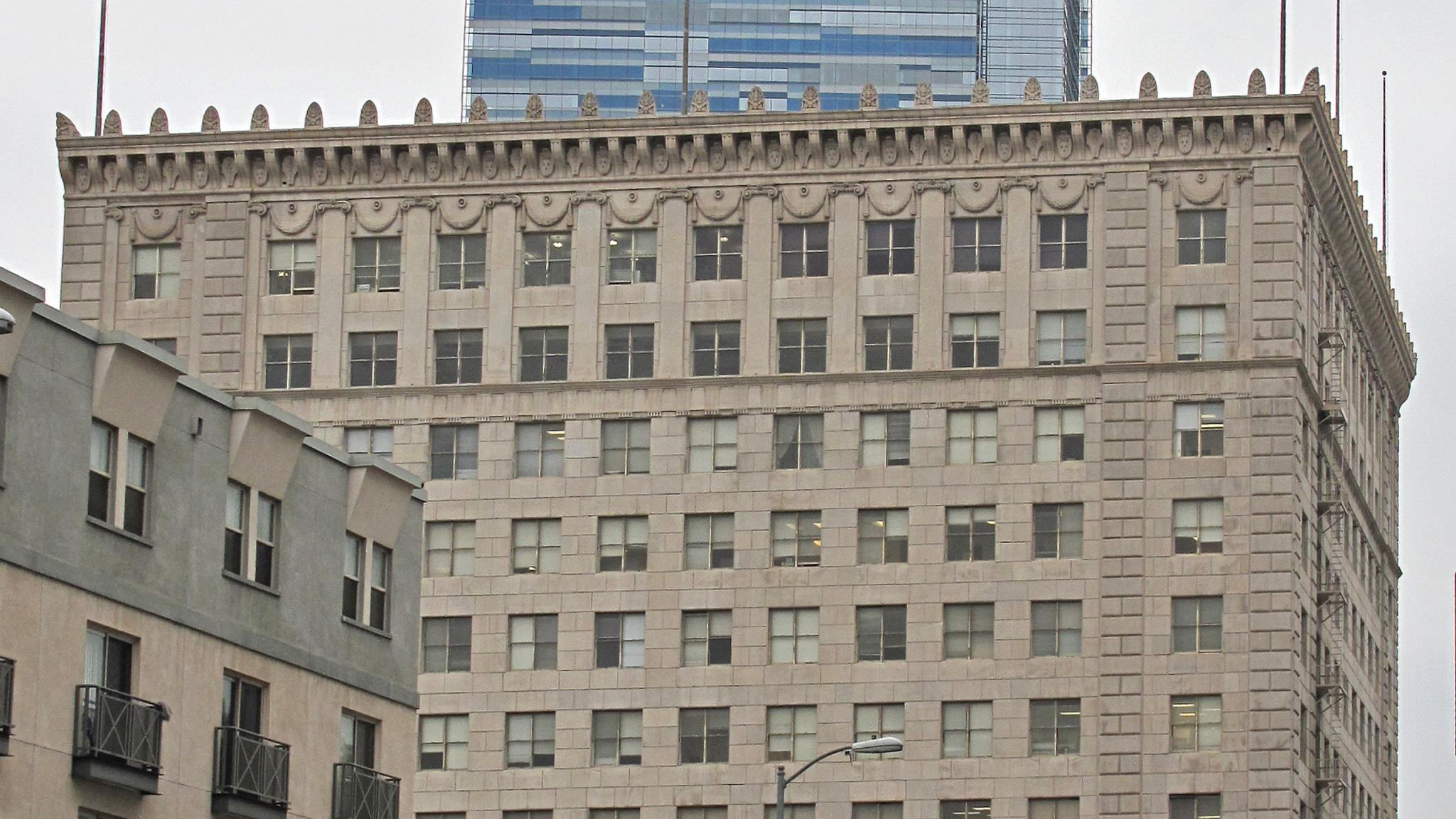 Petroleum Building  Los Angeles   United States  USA Pictures HD Wallpaper