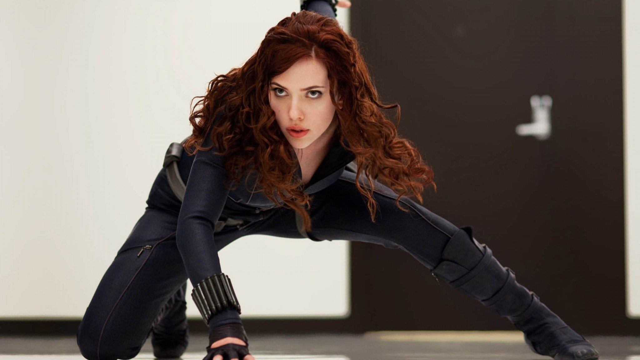 Black Widow Iron Man 01    HD desktop HD Wallpaper