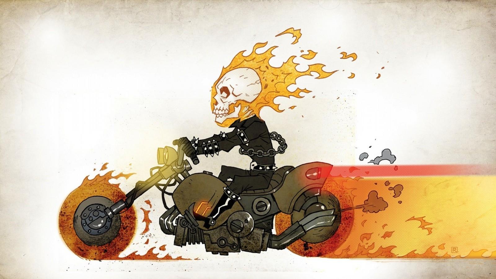 Ghost rider heti erotic wild sister