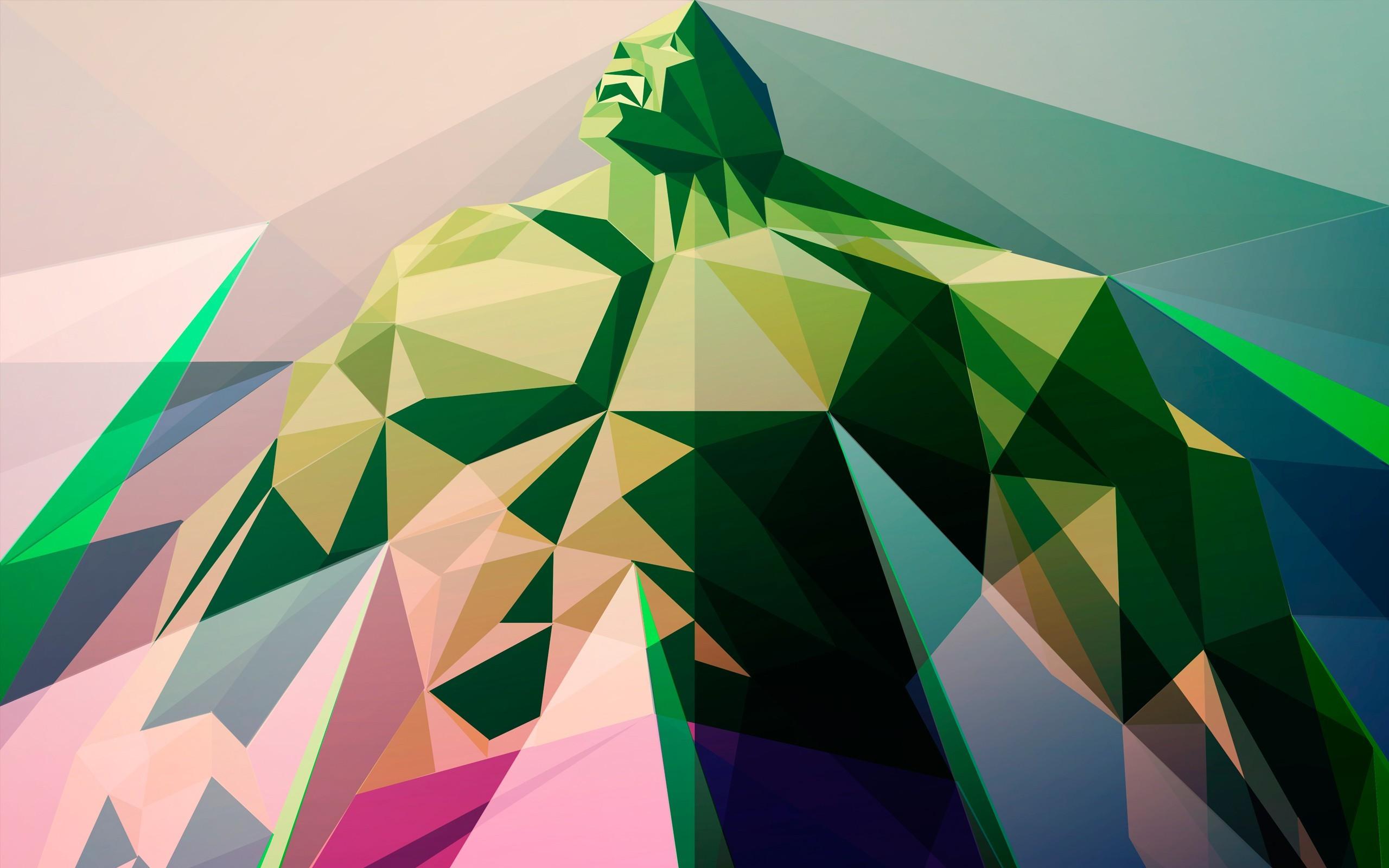 superhero  hulk  hulk  abstraction   download HD Wallpaper