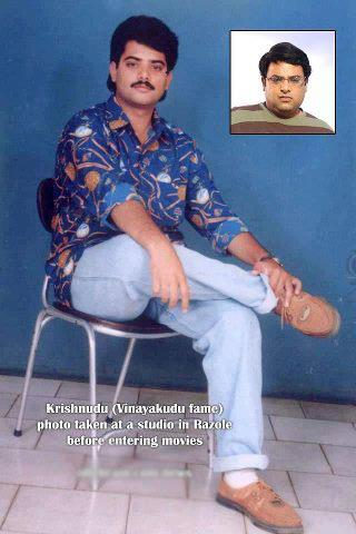 Krishnudu Slim Unseen Rare pic   IDLE INDIA Telugu Movie Updates HD Wallpaper
