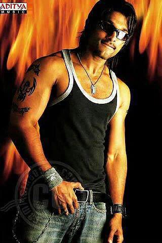 Fanz Of Stylish   Allu Arjun   Facebook HD Wallpaper