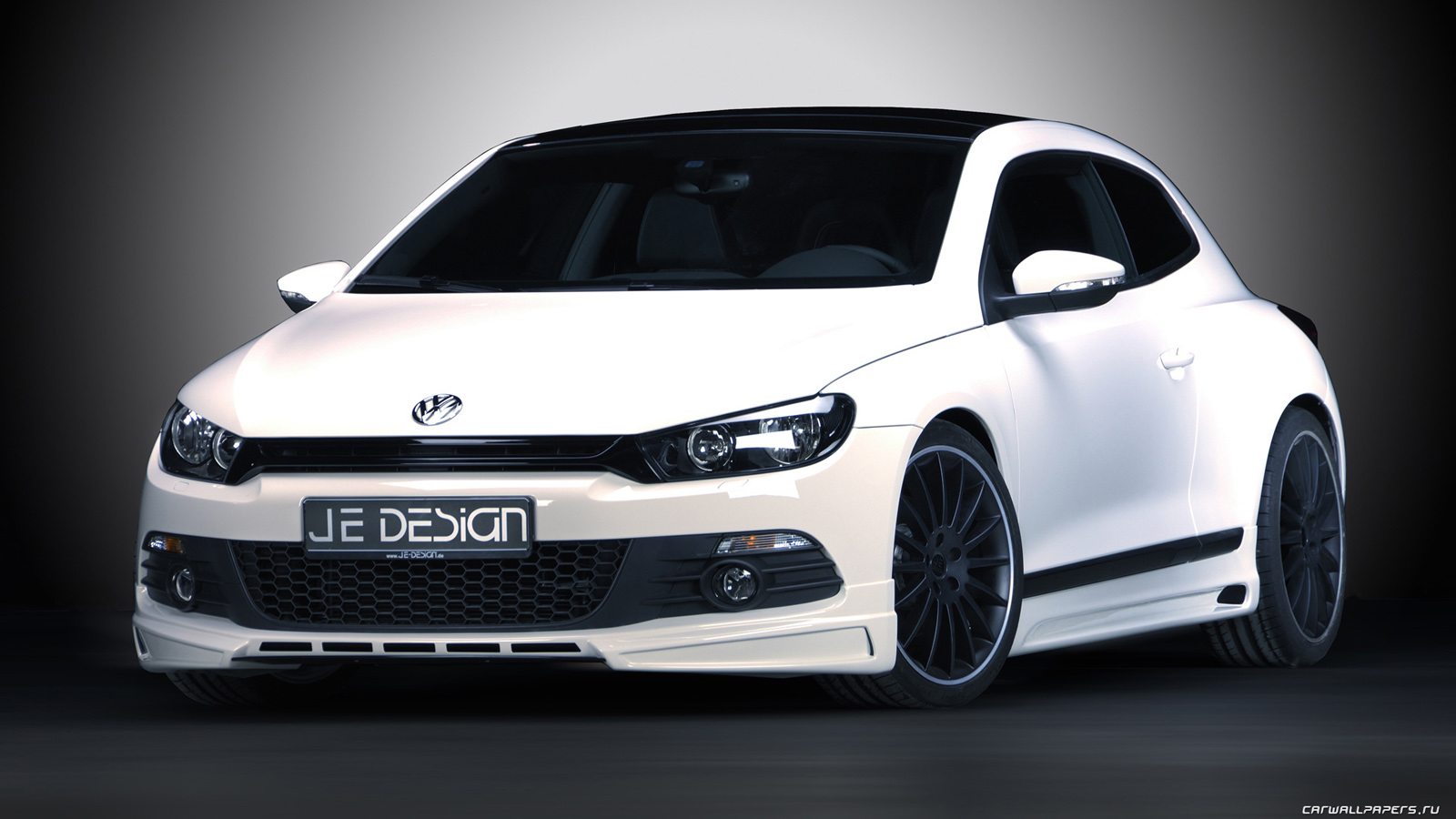 Tuning Car Je Design Volkswagen Scirocco 1600x900 HD Wallpaper