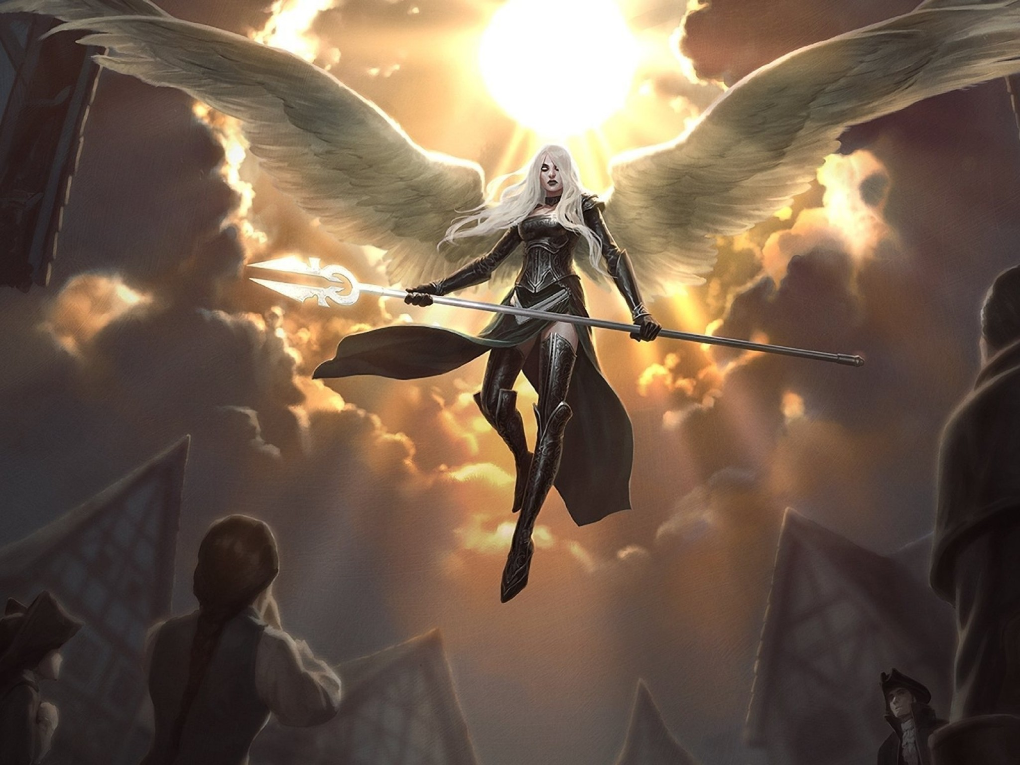 Magic The Gathering Avacyn    HD HD Wallpaper