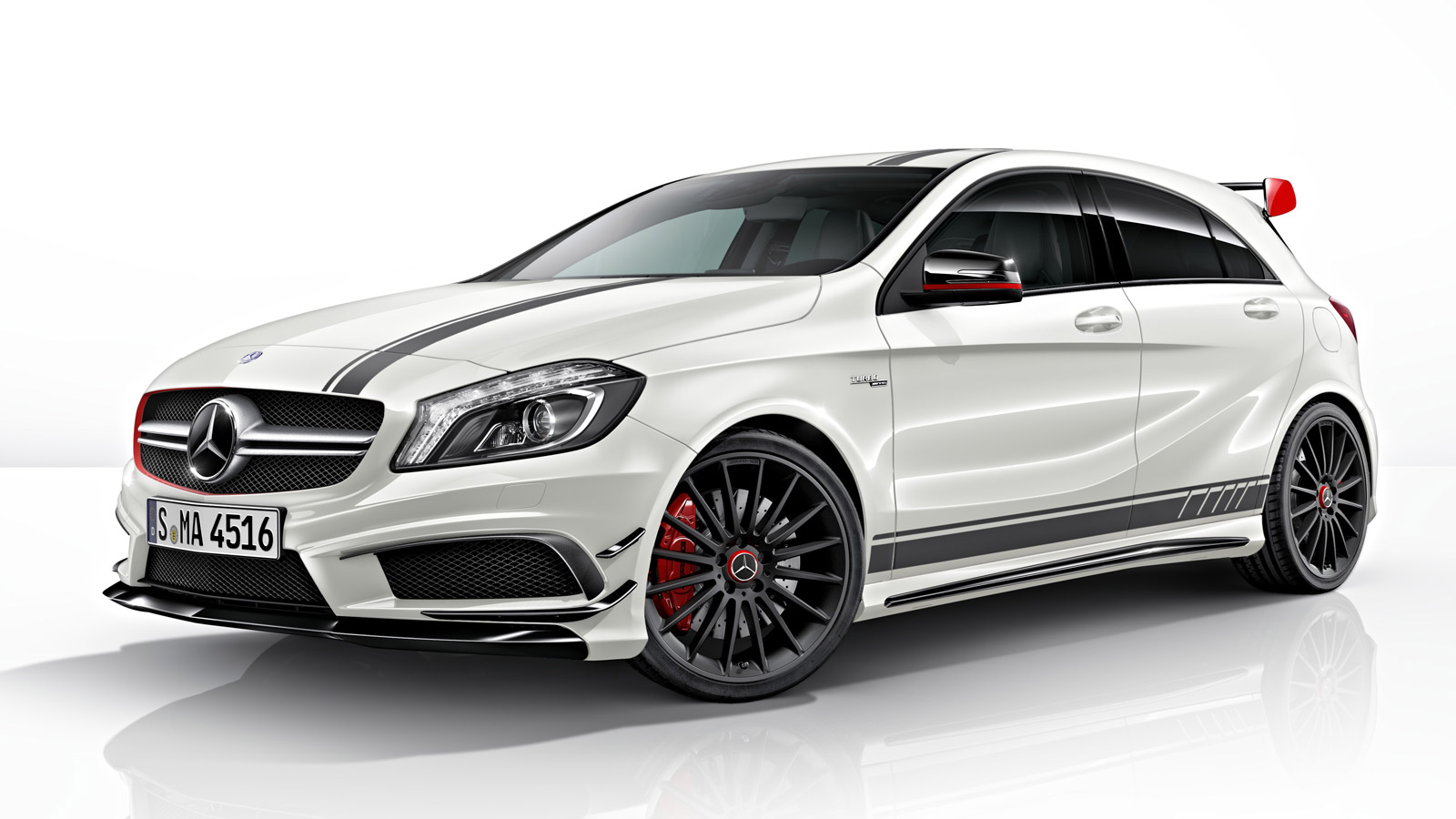 Mercedes A45 AMG Edition 1 Revealed Photo Gallery  Mercedes A45 HD Wallpaper