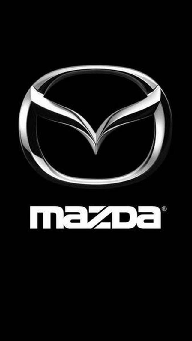Mazda Logo Iphone 5  Downloads HD Wallpaper