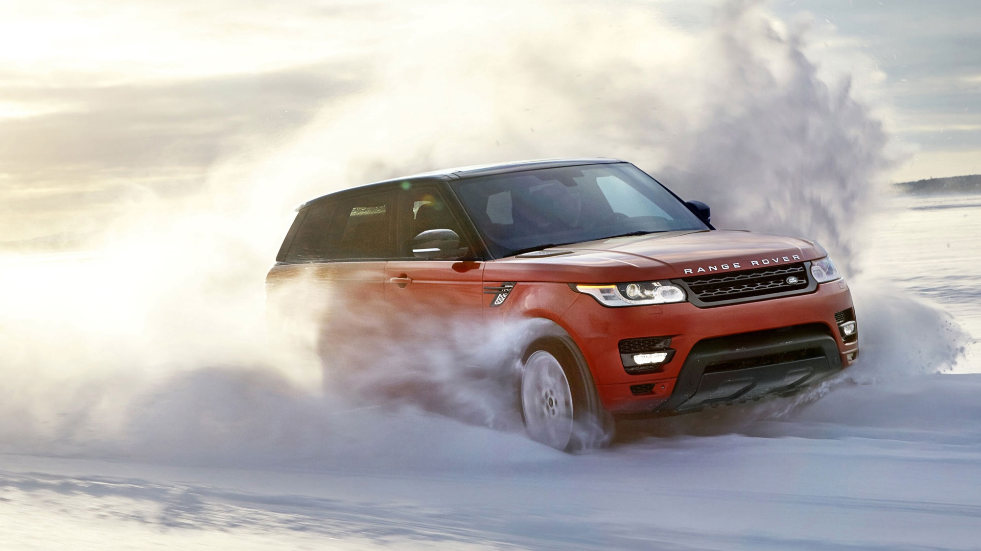 2014 land rover range rover 4wd    WE Love Rides HD Wallpaper