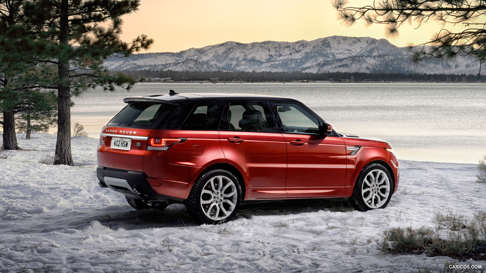 2014 Land Rover Range Rover Sport V6 Supercharged images   New Top HD Wallpaper