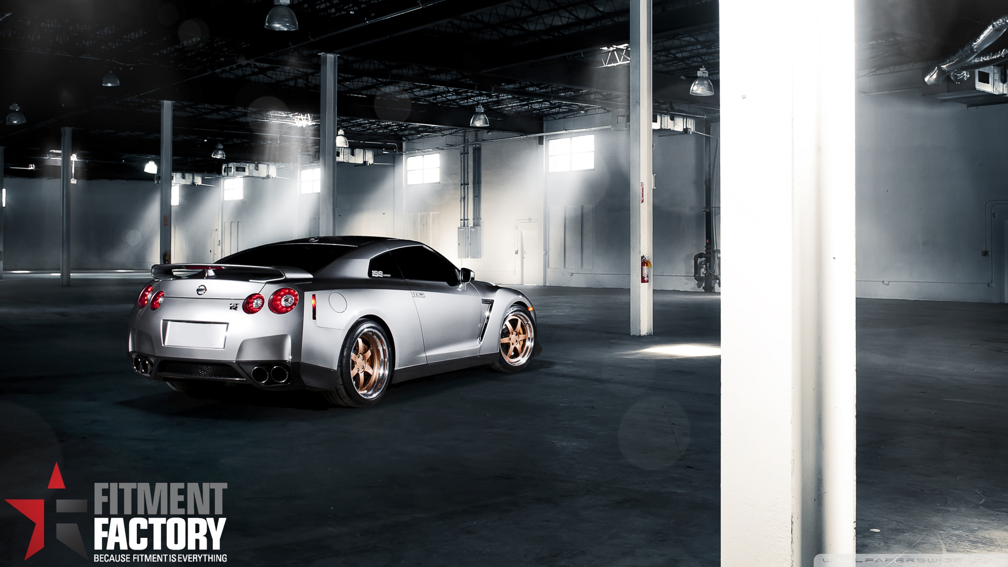 Fitment Factory Nissan GT R HD desktop    High Definition HD Wallpaper