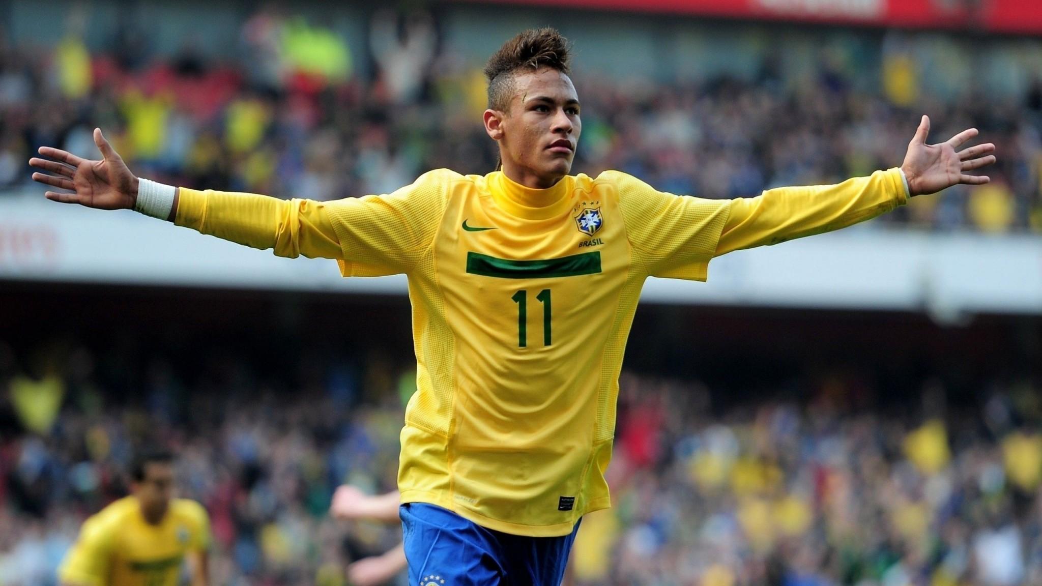 Neymar da silva santos junior   The  HD Wallpaper
