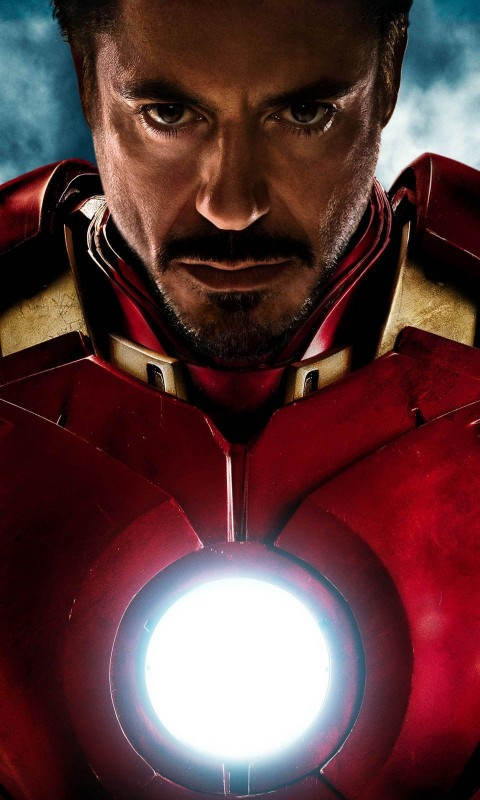 Iron Man    Be HD Wallpaper