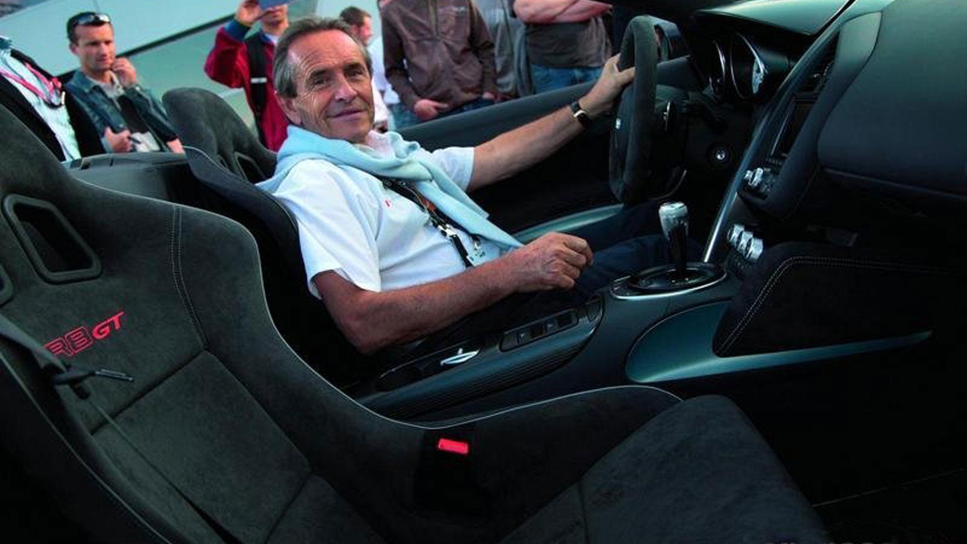 Audi R8 GT Spider Test Drive   Freak Wheel HD Wallpaper