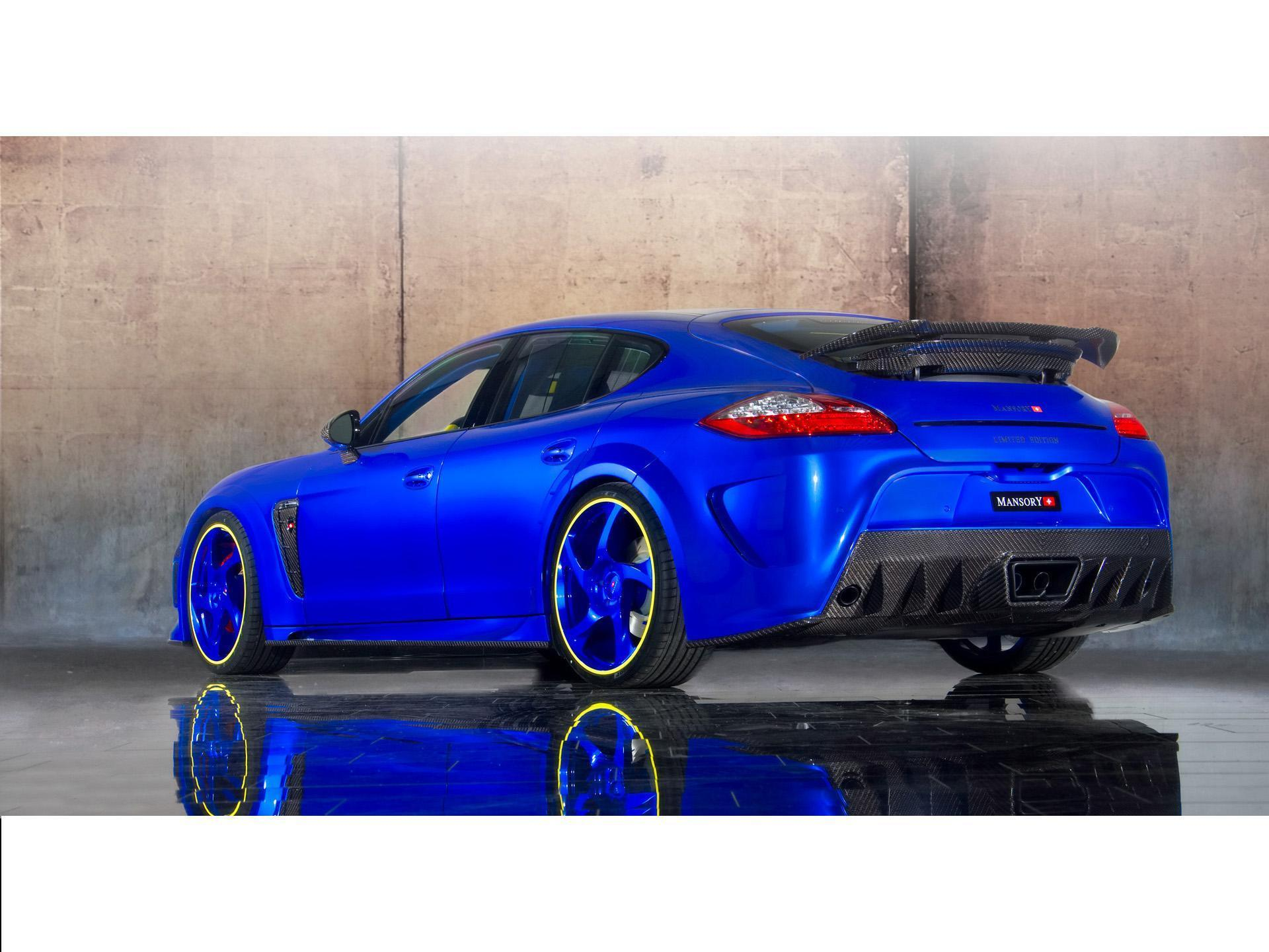 Mansory Porsche Panamera Turbo Porsche  15095072 Fanpop HD Wallpaper