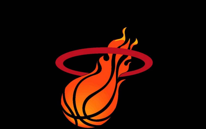 Logo de los Miami Heat 1440x900   FondosWiki  HD Wallpaper