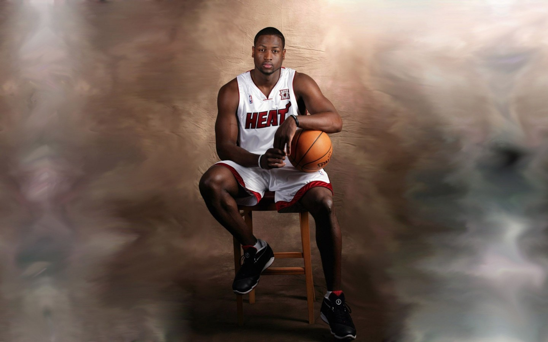 Dwyane wade  miami heat basketball  nba    online HD Wallpaper