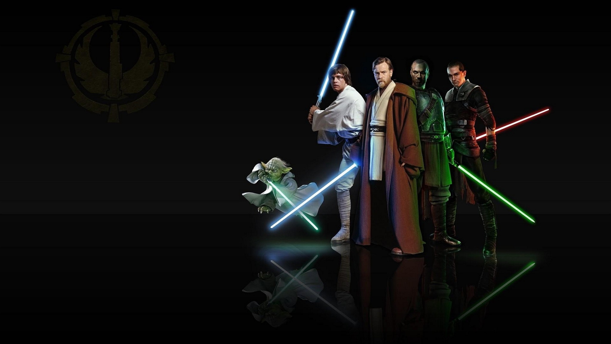 Star War Jedi Academy