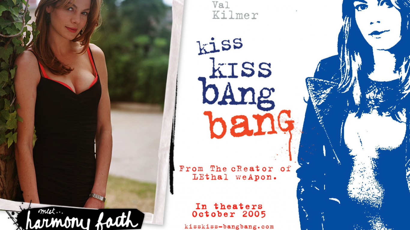 Kiss Kiss Bang Bang 12619   Kiss Kiss Bang Bang  HD Wallpaper