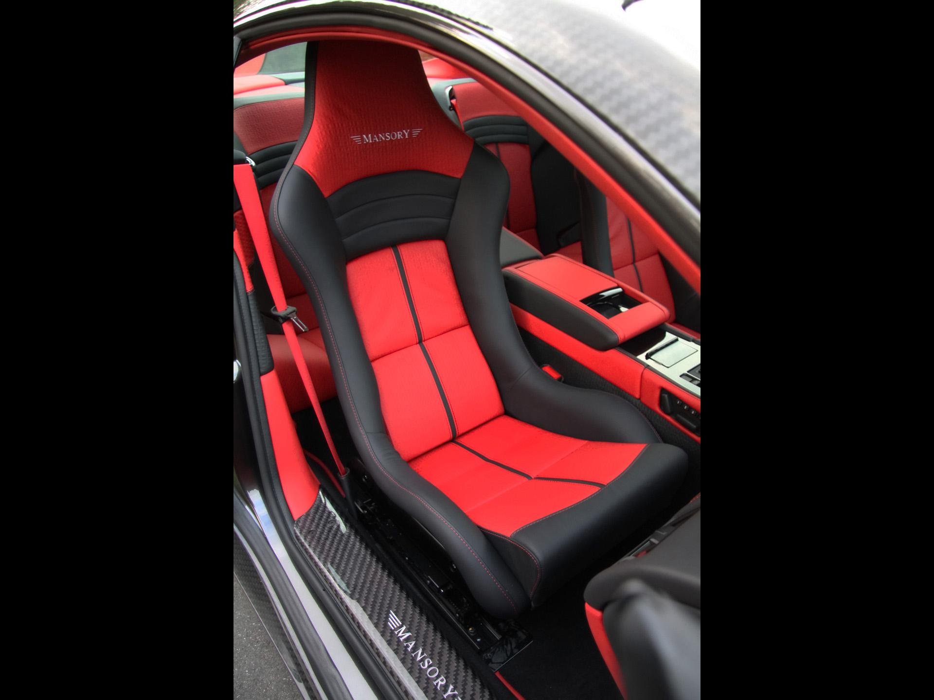 2010 Mansory Cyrus based on Aston Martin DB9 or DBS   Seat HD Wallpaper