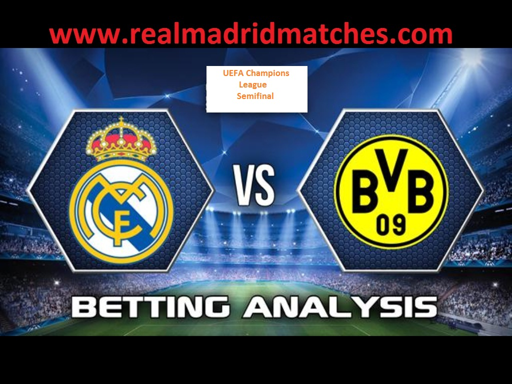 Real Madrid Vs Borussia Dortmund at Santiago Bernabeu   Real HD Wallpaper