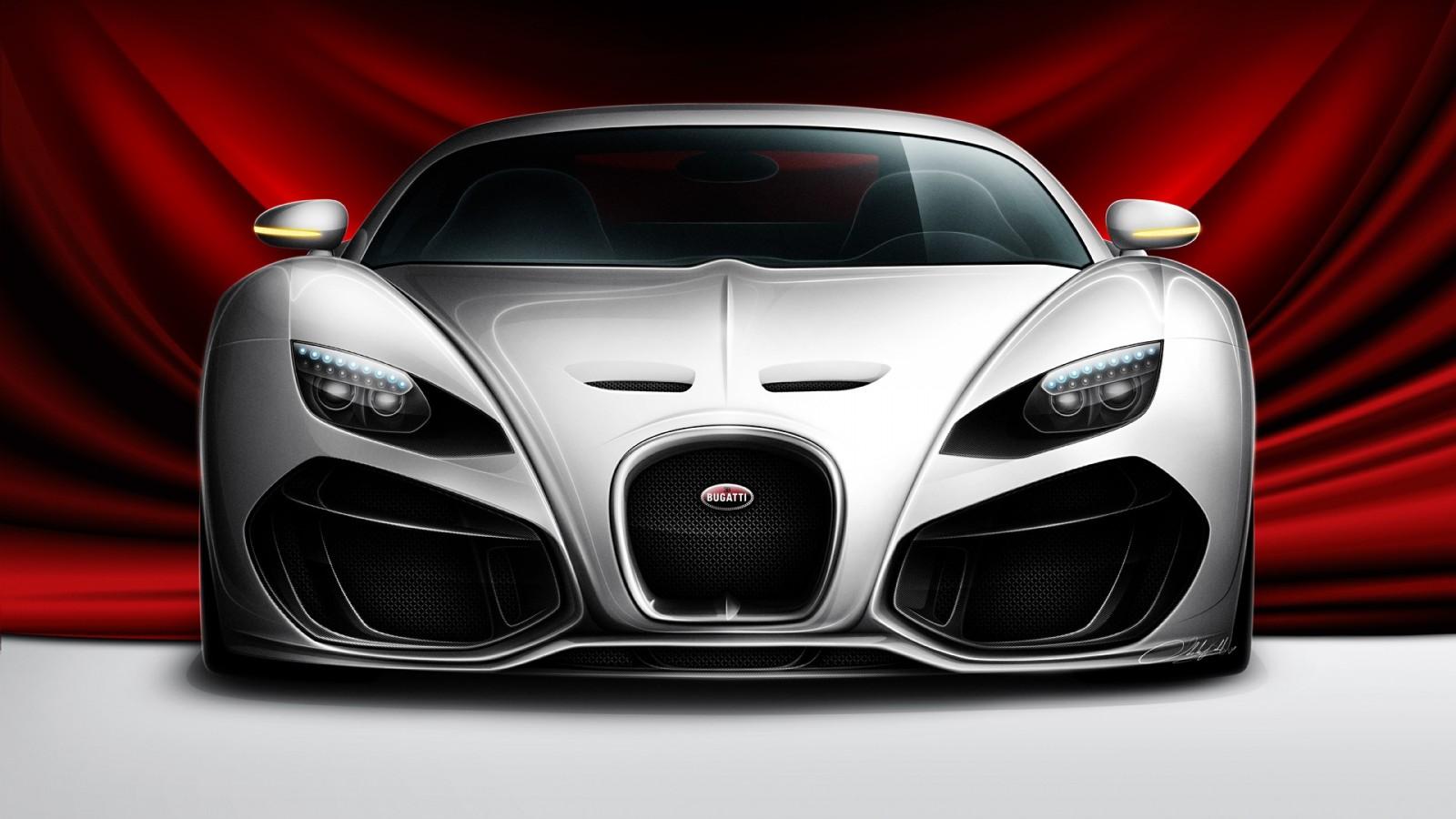 Bugatti Venom valodo design  car  sports   HD Car  HD Wallpaper