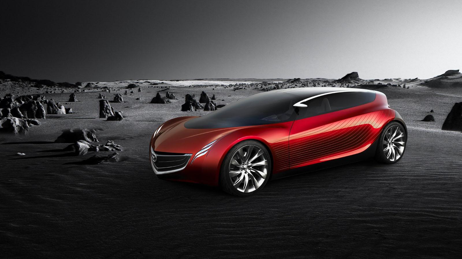 Mazda Ryuga Concept 7 1600x900 Hd  Car   Free Download HD Wallpaper