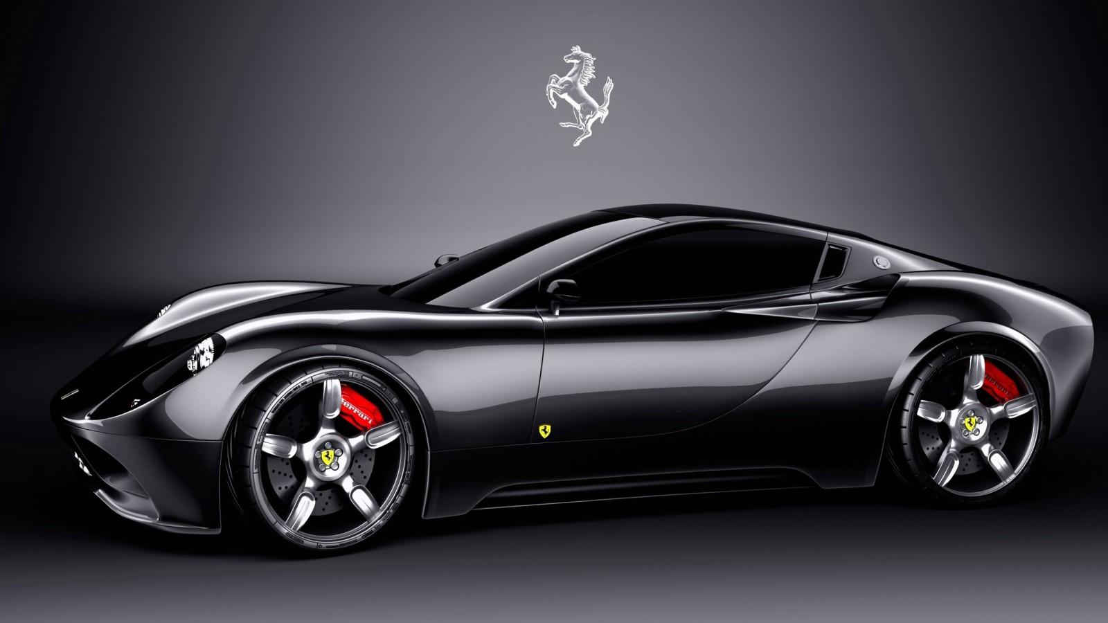Very strong a car   Ferrari HD  HD Wallpaper