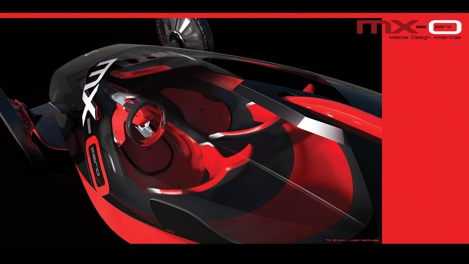 Mazda MX 0 LA Design Challenge Concept Video   Car Design TV HD Wallpaper