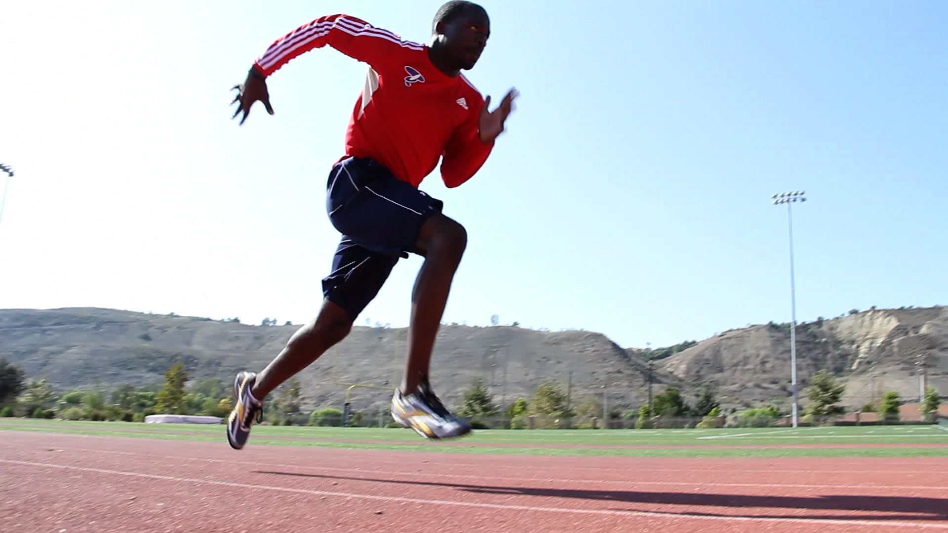 Olympic Candidate from the Bay Area  Tolu Wusu Trains for the HD Wallpaper