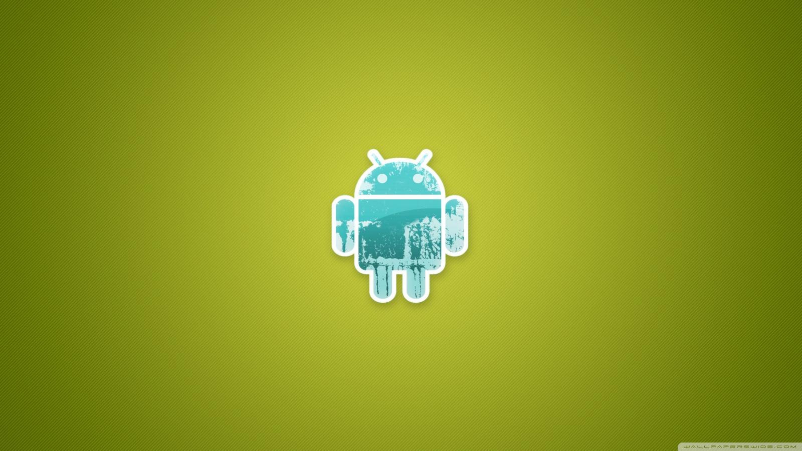 Android Minimalism HD desktop    High Definition HD Wallpaper