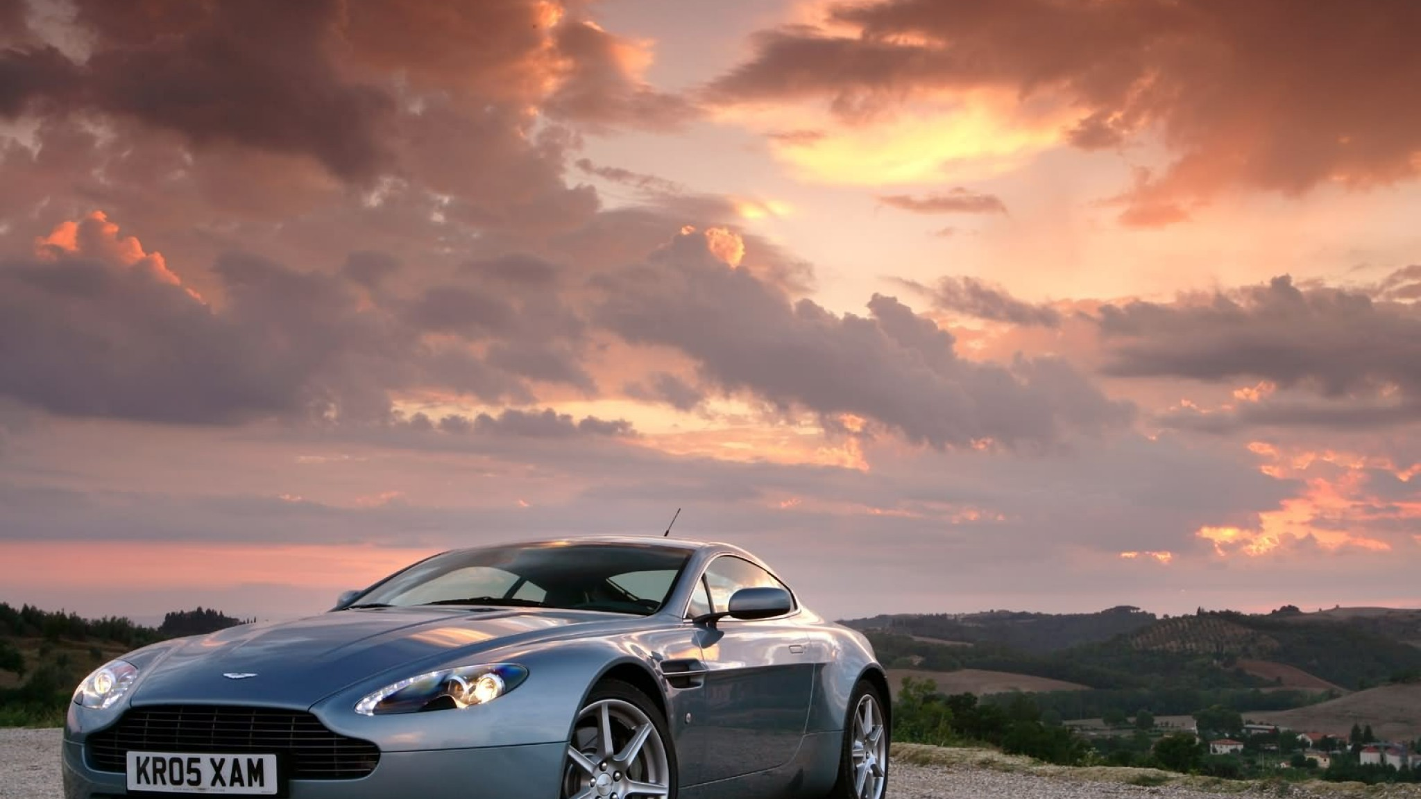 2006 Aston Martin V8 Vantage   nice view   Car  free HD Wallpaper