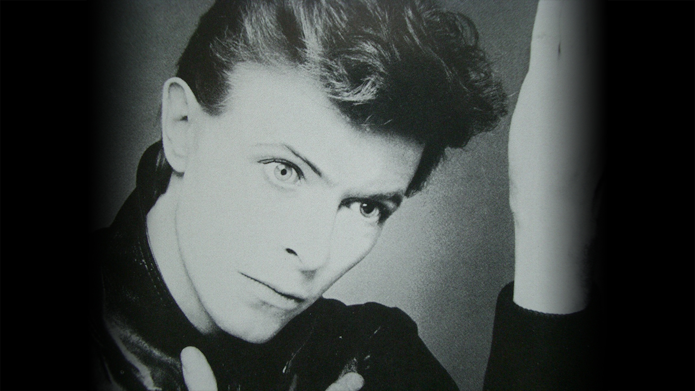 David Bowie 1 JPG HD Wallpaper