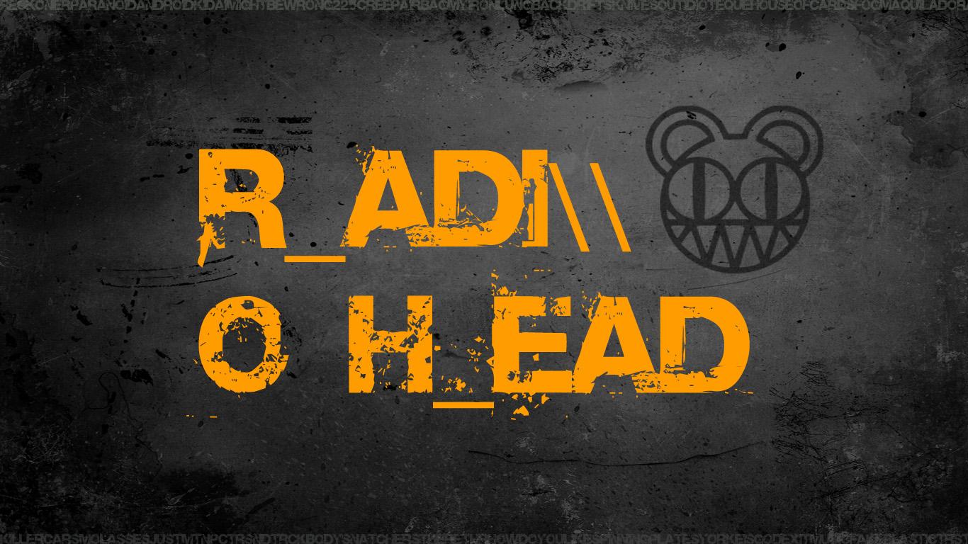Radiohead 3 HD Wallpaper