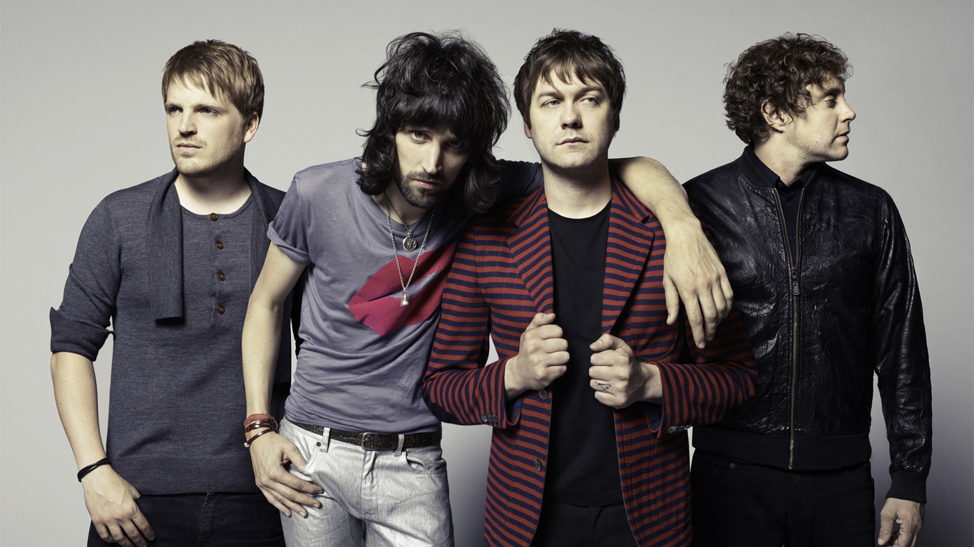 Kasabian 2 HD Wallpaper